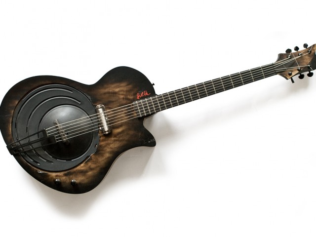 filth – Bariton Resonator Gitarre