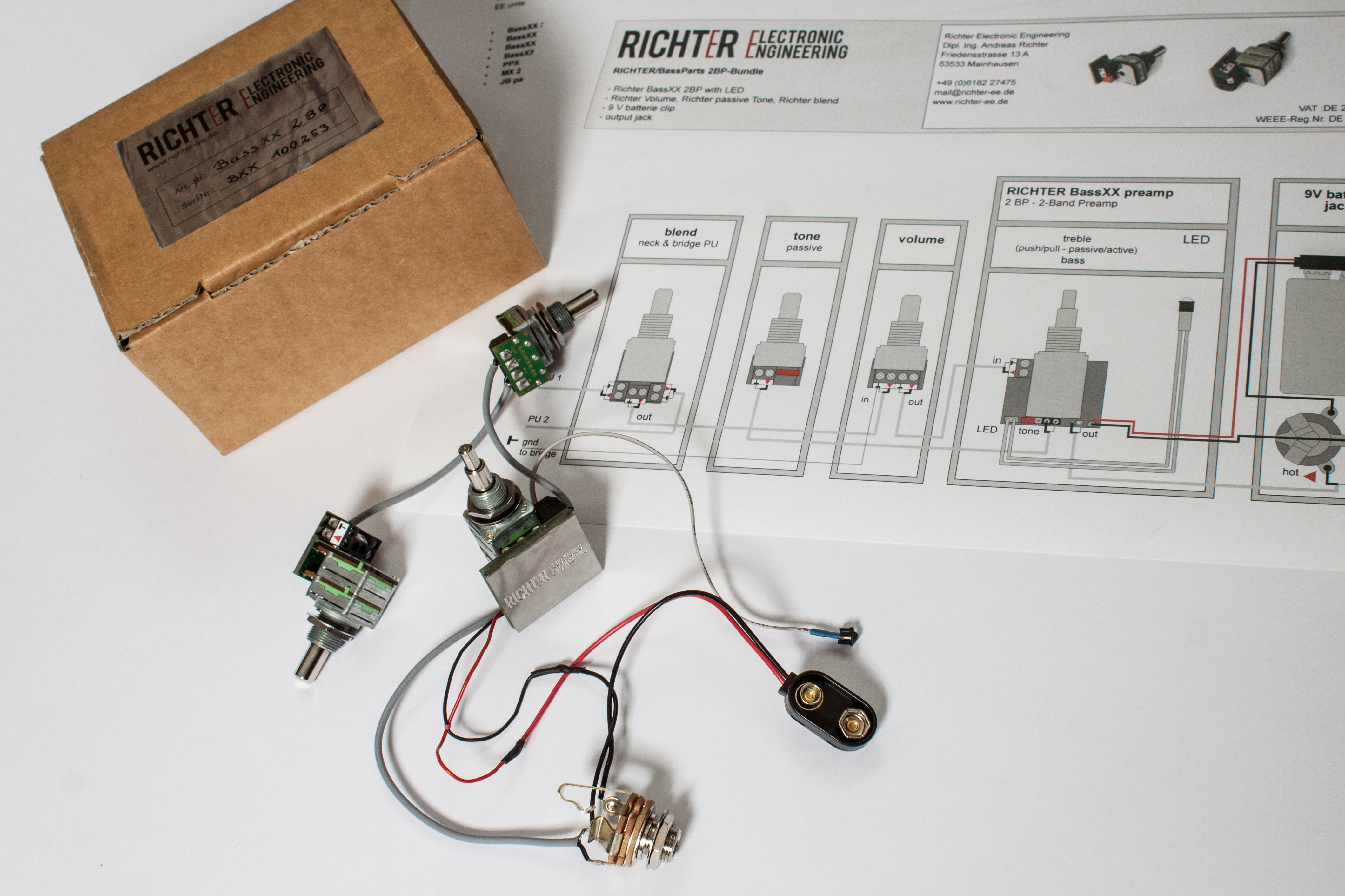 Richter Electronic Engineering