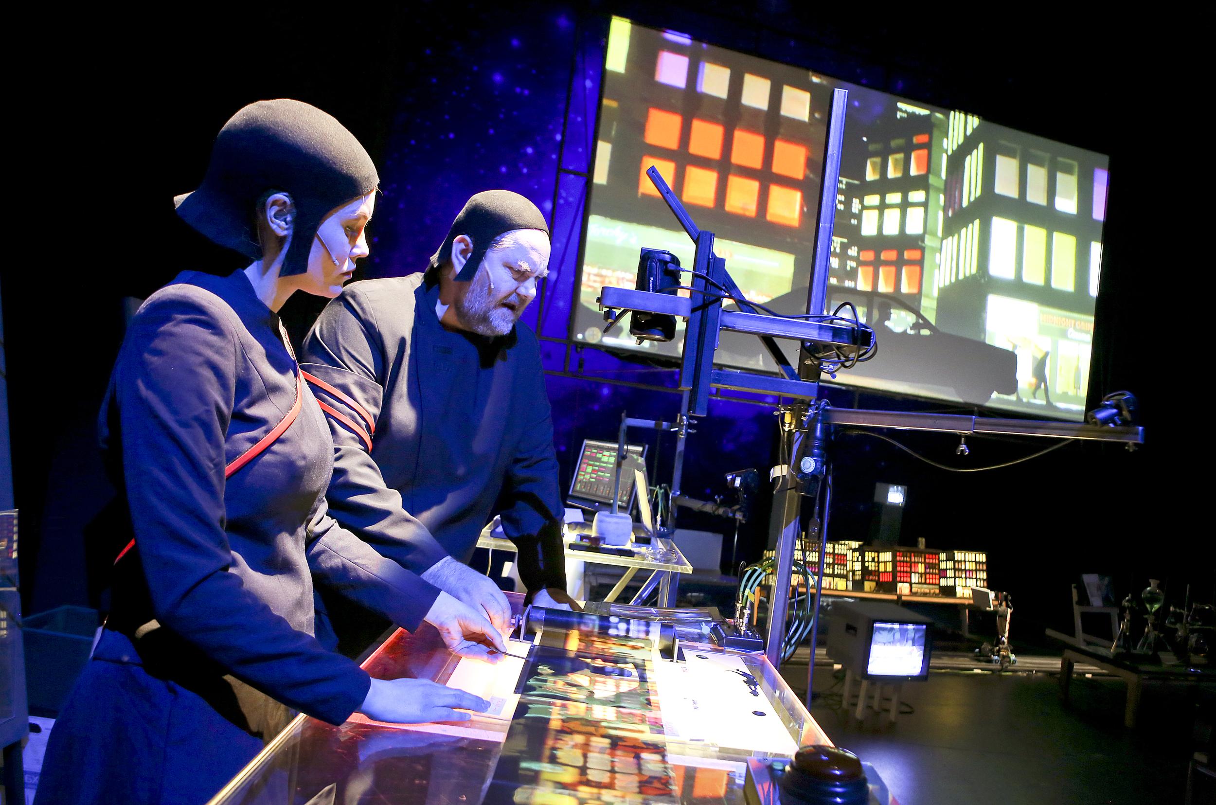Sputnic / Schauspiel Dortmund - Die Mšöglichkeit einer Insel